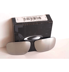Lente de repuesto Oakley Holbrook color Chrome iridium cod. 43-345